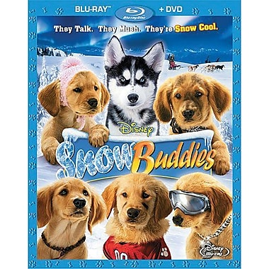 Snow Buddies (Blu-Ray + DVD)