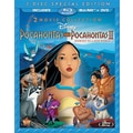 Pocahontas 2-Movie Collection (Blu-Ray + DVD)