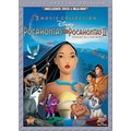 Pocahontas 2-Movie Collection (DVD + Blu-Ray)