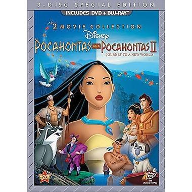 Pocahontas 2-Movie Collection (DVD + Blu-Ray)