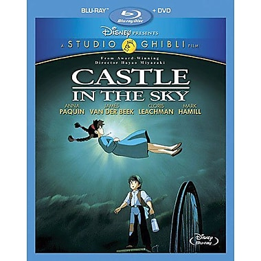 Castle In The Sky (Blu-Ray + DVD)