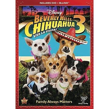 Beverly Hills Chihuahua 3: Viva La Fiesta! (DVD + Blu-Ray)