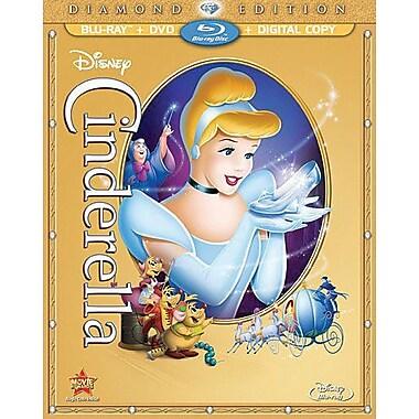 Cinderella Diamond Edition (Blu-Ray + DVD + Digital Copy)
