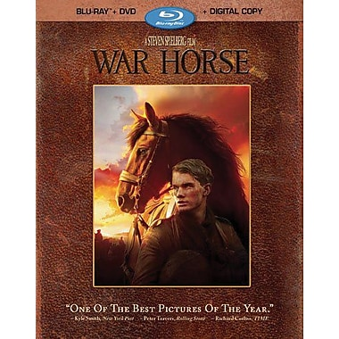 War Horse (Blu-Ray + DVD + Digital Copy)