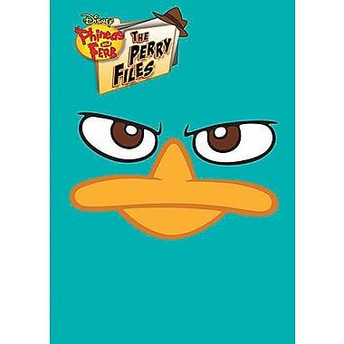 Disney Phineas & Ferb: The Perry Files (with Digital Copy)