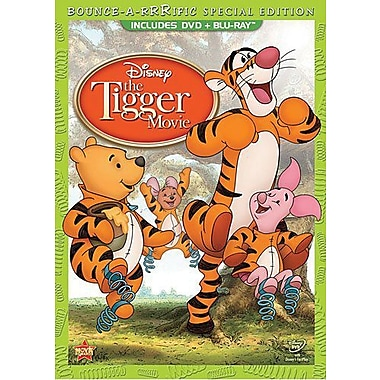 Tigger Movie (DVD + Blu-Ray)