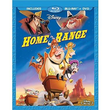 Home On The Range (Blu-Ray + DVD)