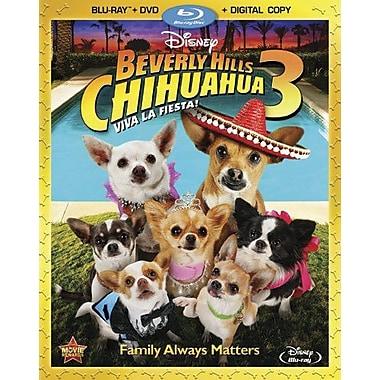 Beverly Hills Chihuahua 3 (Blu-Ray + DVD)