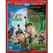 Prep & Landing 2-Holiday Adventure Collection (Blu-Ray + DVD)