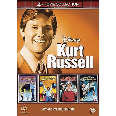 Disney 4-Movie Collection: Kurt Russell