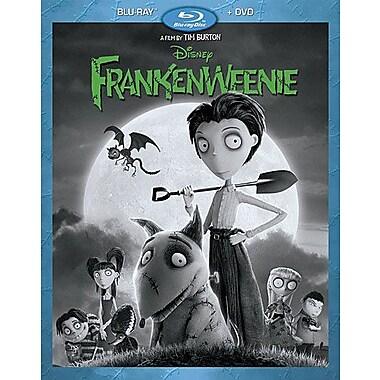 Frankenweenie (Blu-Ray + DVD)