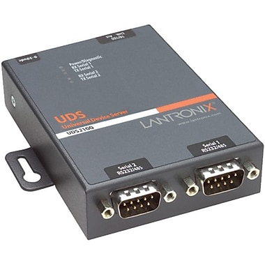 Lantronix® UD2100002-01 Device Server, 1 Port