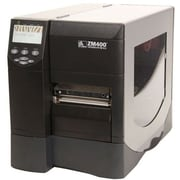 Zebra® ZM400-3001-1100T Thermal Transfer Desktop Label Printer, 300 dpi (12 dots/mm)
