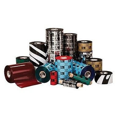 Zebra® Technologies® 05555BK110D Ribbon, 10/Case