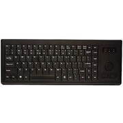 CHERRY J84-4300LUAUS-2 Ultraslim Wipe-key Washable Keyboard