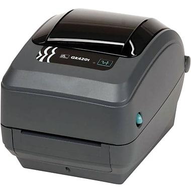 Zebra® GK42-102510-000 Direct Thermal Desktop Label Printer, 203 dpi (8 dots/mm)