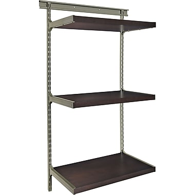 ClosetMaid Shelftrack Elite Bookshelf Kit