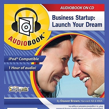 Business Startup: Launch Your Dream Audiobook-Download