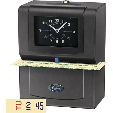 Lathem 4000 Auto Time Clock