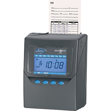 Lathem Time 7500E Calculating Time Clock