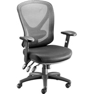 Staples Carder™ Mesh Office Chair, Black