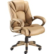Staples Siddons Managers Chair, Brown