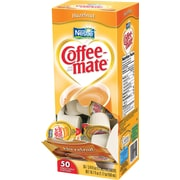 Nestlé® Coffee-mate® Liquid Coffee Creamer Singles, Hazelnut, 50/Box