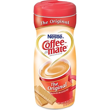 Nestlé Coffee-mate Powdered Creamer, Original, 11 oz. Canister