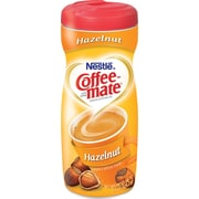Nestlé® Coffee-mate® Coffee Creamer, Hazelnut, 15oz Powder Creamer, 1 Canister