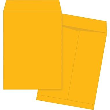 Quality Park – Enveloppes kraft pour catalogues, 17 po x 22 po, bte/25, non go