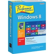 Professor Teaches Windows 8 (1-User) [Download]