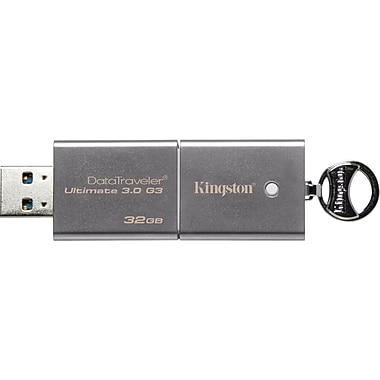 Kingston DataTraveler Ultimate 3.0 G3 High-Speed (USB 3.0)