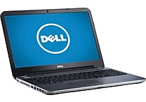 Refurbished Dell Inspirion 15 Touch Laptop, 4GB Memory, 500GB Hard Drive, Intel Pentium 2127U, Windows 8