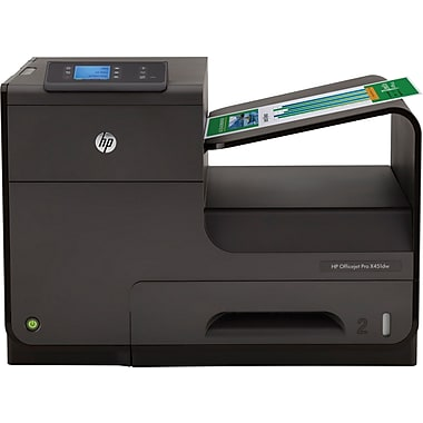 HP - Imprimante jet d'encre couleur Officejet Pro X451DW