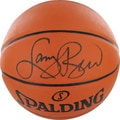 Larry Bird Hand Signed Indoor/Outdoor Basketball