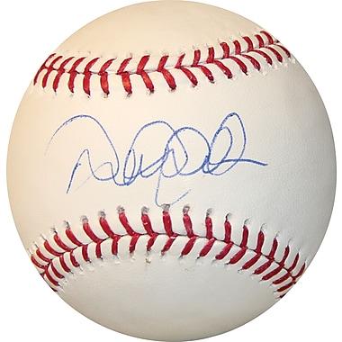 Derek Jeter Hand Signed MLB Baseball