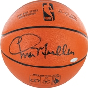 Chris Mullin Hand Signed  Indoor/Outdoor Basketball