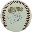 Curt Schilling 2007 World Series Hand Signed Baseball
