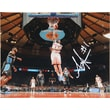 Amar'e Stoudemire Hand Signed NY Knicks Dunk Over Orlando Photo 8x10