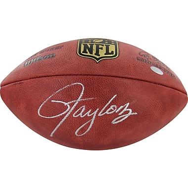Lawrence Taylor Hand Signed NFL Duke Football