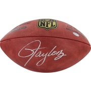 Lawrence Taylor Hand Signed NFL Duke Football