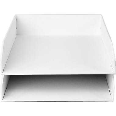 Bigso Hakan Letter Tray White