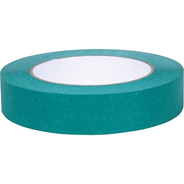Duck Brand Colored Masking Tape, .94in. x 60 yards, Green
