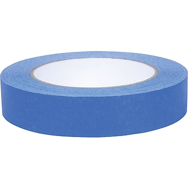 Duck Brand Colored Masking Tape, .94in. x 60 yards, Blue