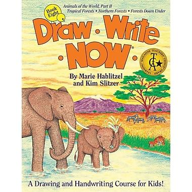 Barker Creek Draw Write Now, Book Eight