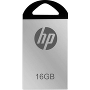 HP 16GB USB 2.0 USB Flash Drive (Mirrored Silver)