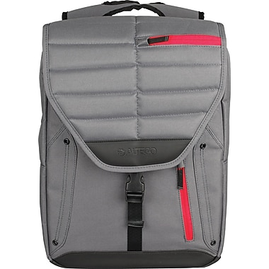 Altego  Channel Stitched Ruby 17in. Laptop Backpack