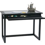 Office Star Meridian Standard Computer Desk, Black (MD2542)
