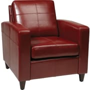 Office Star Avenue Six® Venus Club Chair, Contour Back