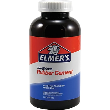 Elmer's Rubber Cement, 1 qt.